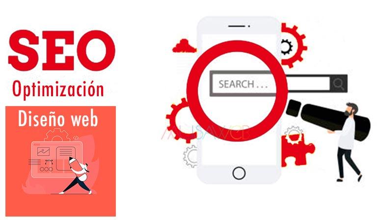 diseño web madrid posicionamiento seo