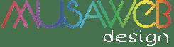 logo diseño web musaweb