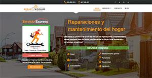 web reparhogar express